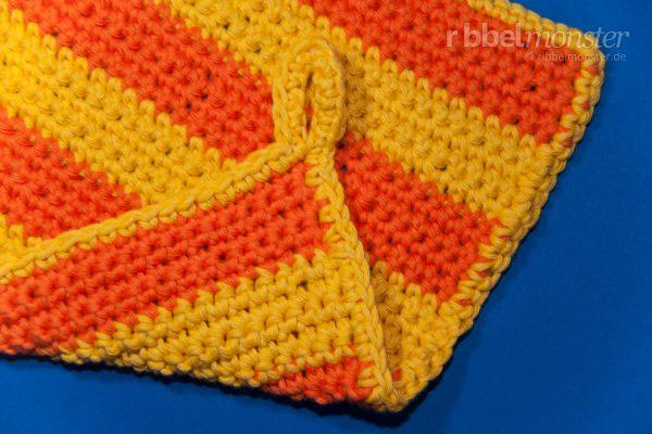 Crochet Simple Pot Holder