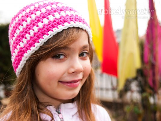 Crochet Hat – Beanie with King Cotton