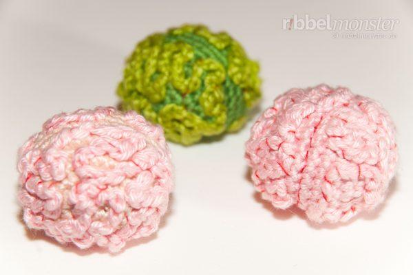 Amigurumi – Crochet Brain
