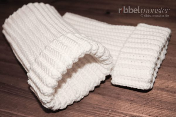 Crochet Simple Cuffs without Increases & Decreases