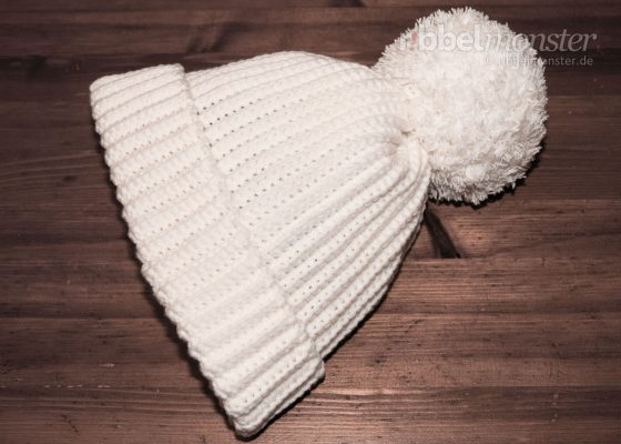 Crochet Simple Hat without Increases & Decreases