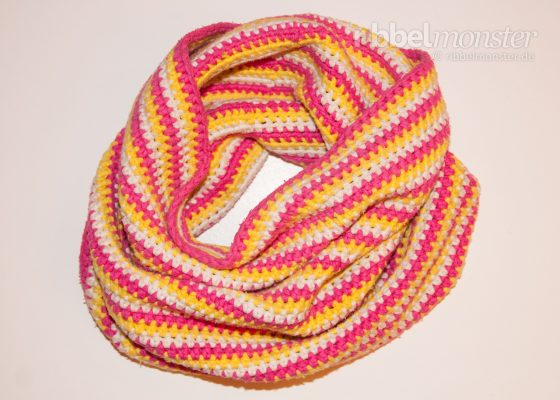 Crochet Loop – with Half Treble Crochet Stitches