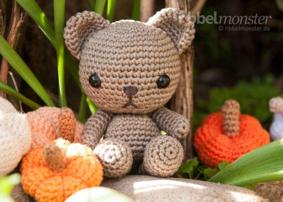 "Amigurumi – Crochet Teddy ""Henry"""