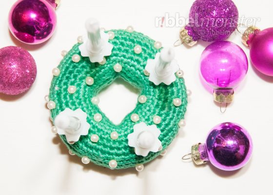 Amigurumi – Crochet Biggest Christmas Wreath