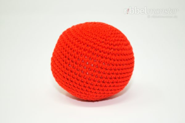 Amigurumi – Crochet Simple Bigger Ball