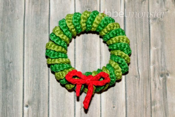 Amigurumi – Crochet Wreath