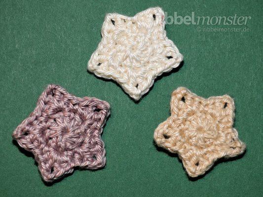 """Crochet Star """"Piatti"""""""