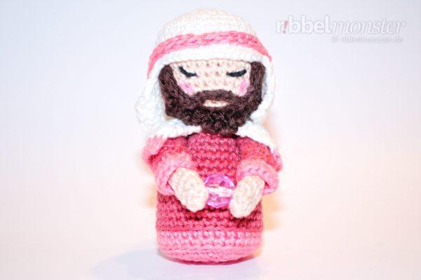 Amigurumi – Crochet Kokeshi Caspar
