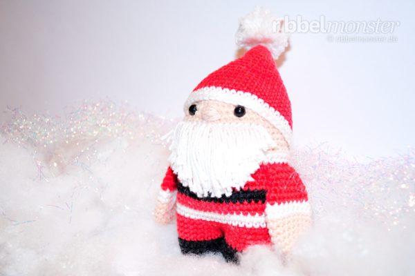 Amigurumi – Crochet Santa Clause