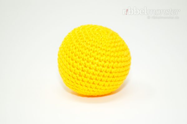 Amigurumi – Crochet Simple Medium Ball