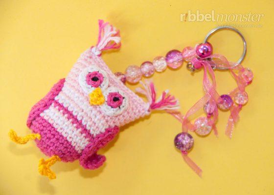 """Amigurumi – Crochet Owl """"Ella"""""""