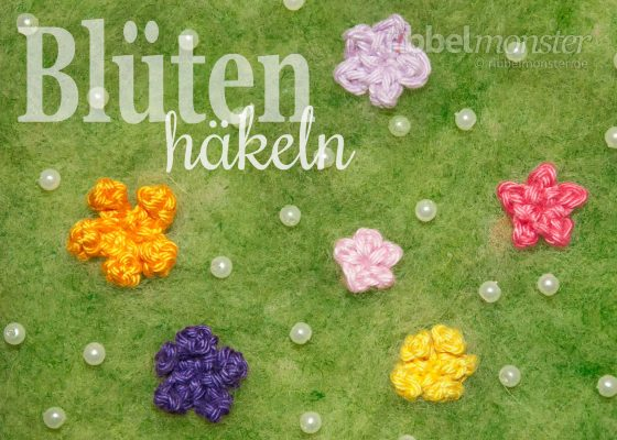 Crochet Flowers – Crochet Blossoms