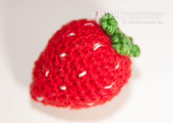 Amigurumi – Crochet Medium Strawberry