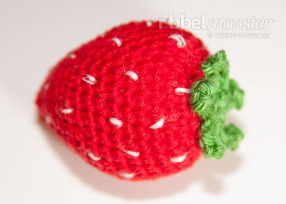 Amigurumi – Crochet Big Strawberry