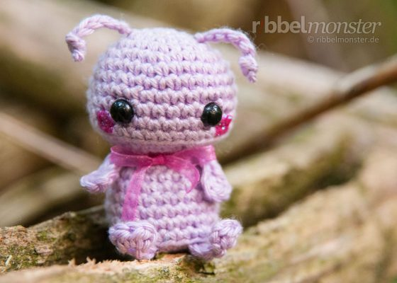 "Amigurumi – Minimee Crochet Bug ""Blib"""