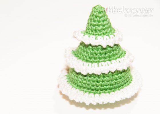 """Amigurumi – Crochet Medium Fir Tree """"Seiba"""""""