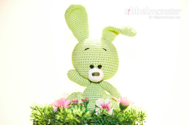 "Amigurumi – Crochet Rabbit ""Ono"""