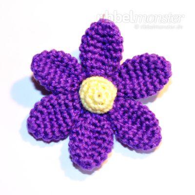 "Amigurumi – Tinier Crochet Flower ""Dulige"""