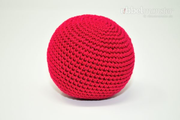 Amigurumi – Crochet Simple Biggest Ball