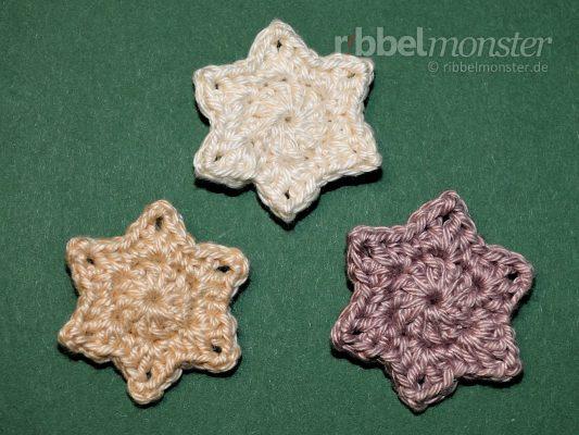 "Crochet Star ""Dietti"""