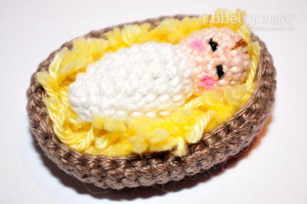 Amigurumi – Crochet Jesus Baby