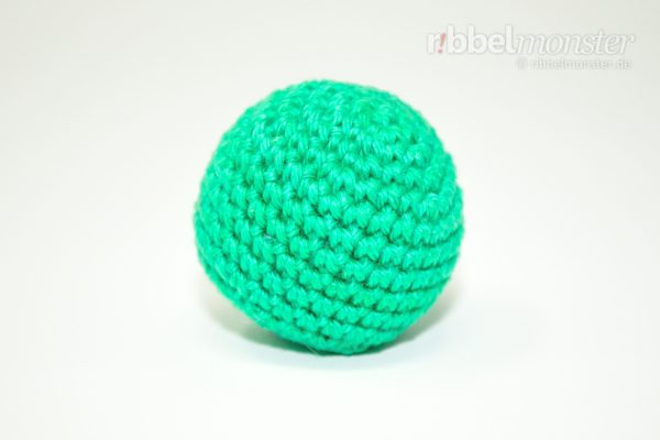 Amigurumi – Crochet Simple Smaller Ball