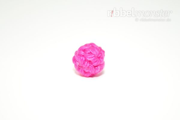 Amigurumi – Crochet Simple Tiniest Ball