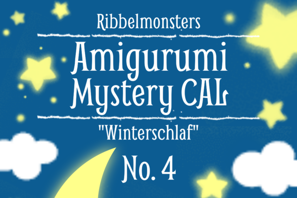 "Amigurumi Mystery CAL – ""Hibernation"" – Part 4"