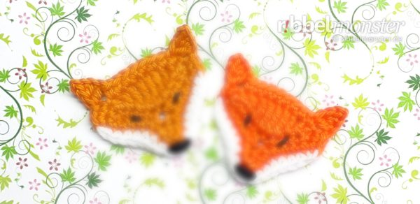 Patch – Crochet Fox